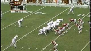 TEXAS MASSACRE *(2nd Half Highlights) Oklahoma vs. Texas 2000