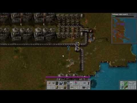 Factorio Railworld Ep#13: Copper Trouble and Suiting Up