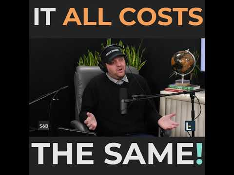 Legal Tip of the Week | Benjy Smith | It All Costs The Same