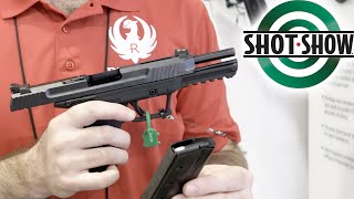 SHOT SHOW 2020   RUGER 57 and LCP2 22lr