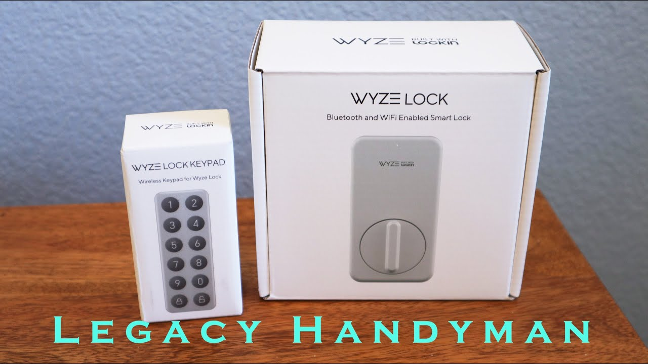 Wyze smart lock installation
