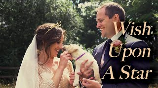 Wish Upon A Star: Wedding Styled Shoot