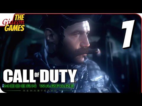Прохождение Call of Duty: Modern Warfare 3 - Миссия №1 - Пролог. Черный Вторник