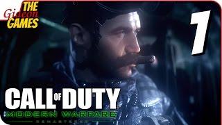 Прохождение Call of Duty: Modern Warfare Remastered #1 ➤ ЛУЧШИЙ РЕМАСТЕР!
