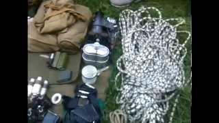 Вооружение,снаряжение,экипировка разведчика спецназа ВДВ