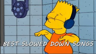 Download favorite slowed down songs 1 hour mix (slowed + reverb)