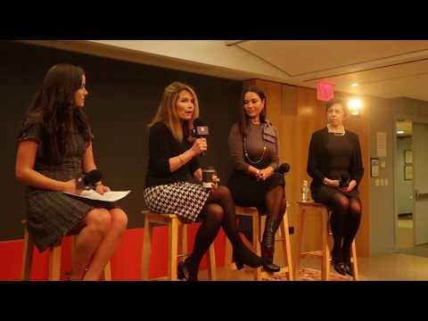 Women Of Influence Panel with Luisa Diaz, Michele Bachmann,