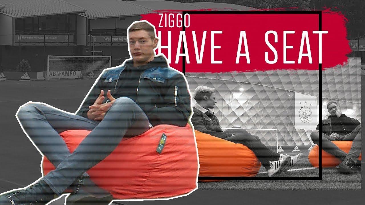 Abn Amro Zitzak.Ziggo Have A Seat Kjell Scherpen Daar Droom Je Als Klein