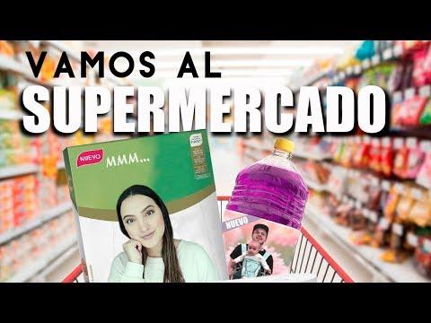 VAMOS AL SUPERMERCADO / Tati Uribe & Cristian Vlogs thumbnail