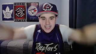 Raptors vs Pelicans Game 14  (November 15th, 2017)
