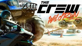 The Crew - Wild Run #01 - Bigger, Wilder, Faster - [PS4][1080P][German][HD+]