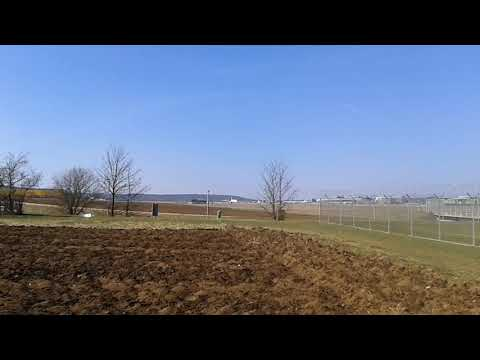 Turkish Airlines Airbus A330-300 TC LOD Sunny Takeoff Stuttgart Airport
