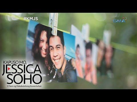 Kapuso Mo, Jessica Soho: Ang alaala ng pag-ibig nina Aldrin at Angel