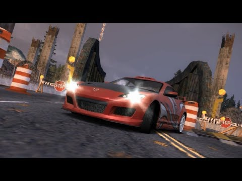 Final Pursuit with Mia's Mazda RX8