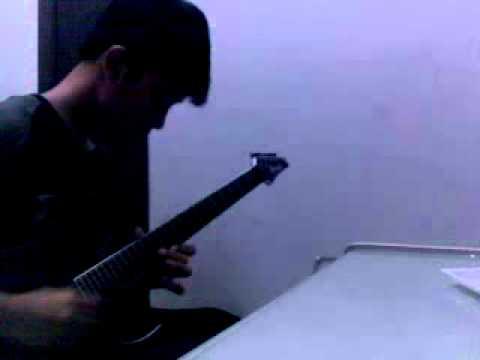 Power Metal - Cita yang tersita (Guitar solo)