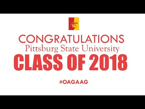 SP18 Graduation Ceremony // Outstanding Senior Man Speech
