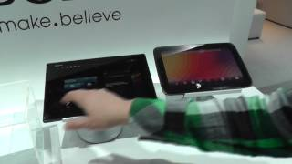 Xperia Tablet Z vs. Nexus 10 - Deutsch