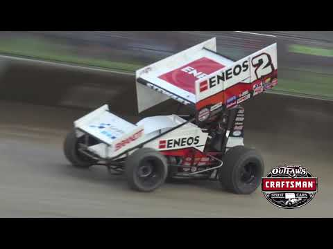 World of Outlaws at Farley Speedway