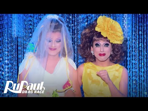Drag Makeover Runway Compilation: Part 1 (Seasons 1-7) | RuPaul's Drag Race