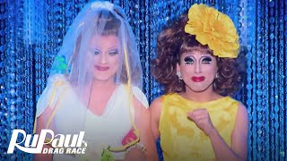 Drag Makeover Runway Compilation: Part 1 (Seasons 1-7) | RuPaul's Drag Race