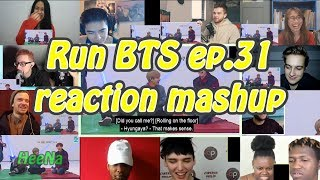 Download Video [BTS] Run BTS 달려라 방탄 ep.31|reaction mashup MP3 3GP MP4