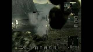 Chromehounds Xbox 360 Gameplay - Stomping Ground