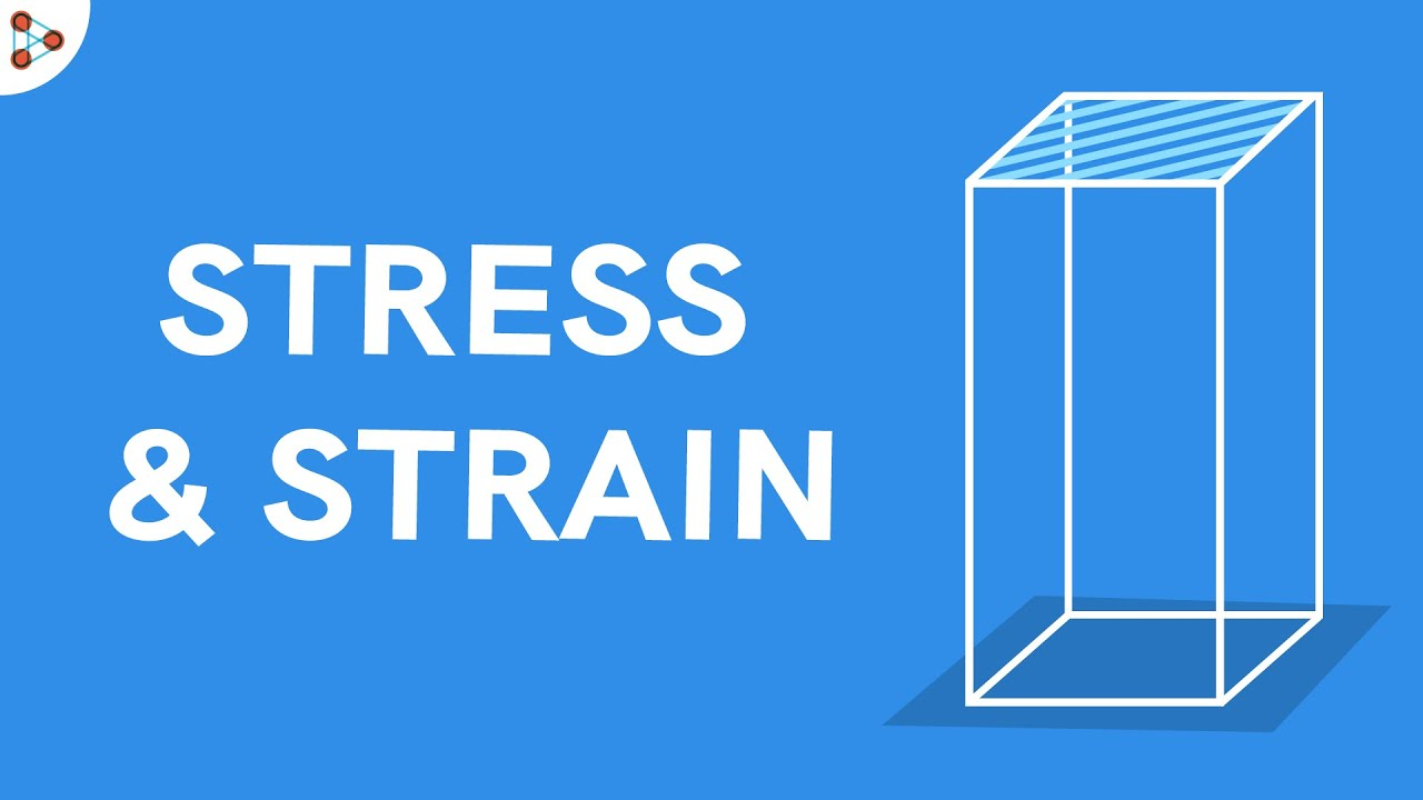 Download Stress and Strain | Mechanical Properties of Solids | Don't Memorise