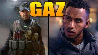 "The Full Story of GAZ – ""Kyle Garrick"" (Modern Warfare Story)"