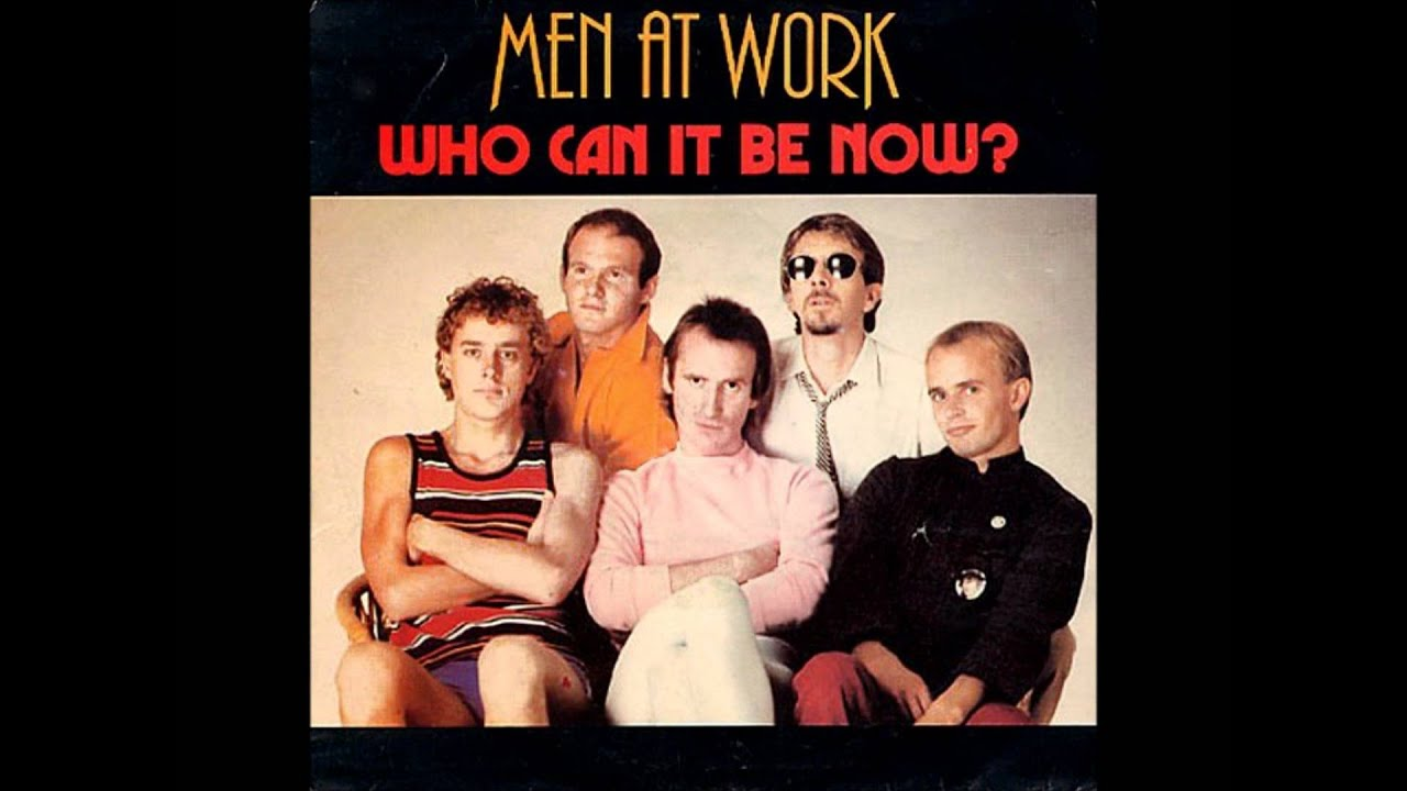 Download Men At Work Who Can It Be Now 83