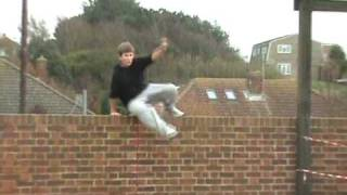 Sacha Powell Showreel 2008