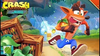 Crash Bandicoot Mobile - Android Gameplay FHD