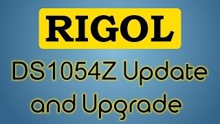 видео Осциллограф Rigol ds1054z, что это такое?