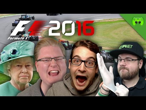 TRAINING MIT DER QUEEN 1/2 🎮 F1 2016 #11