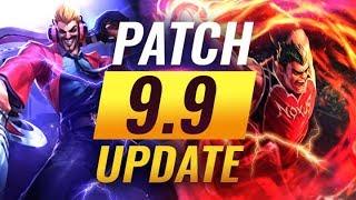 NEW UPDATE: Best Champions TIER LIST – League of Legends Patch 9.9 thumbnail