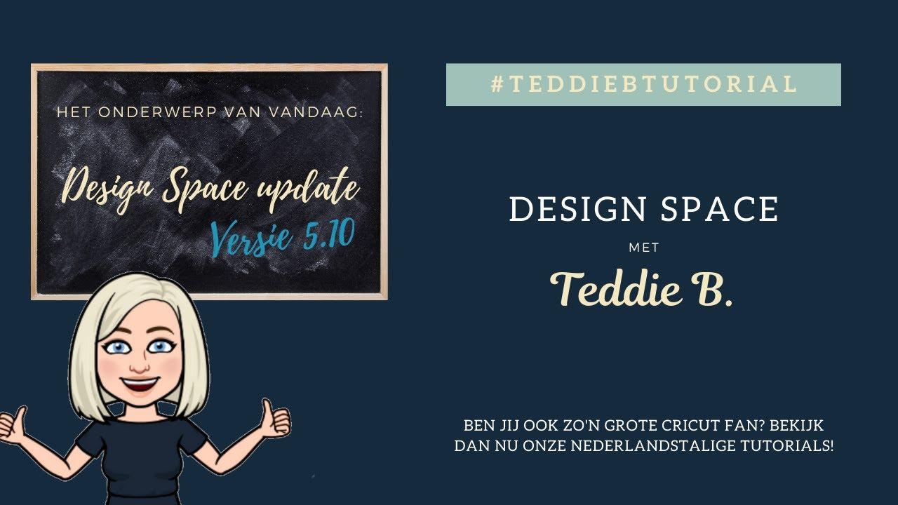 Design Space update versie 5.10