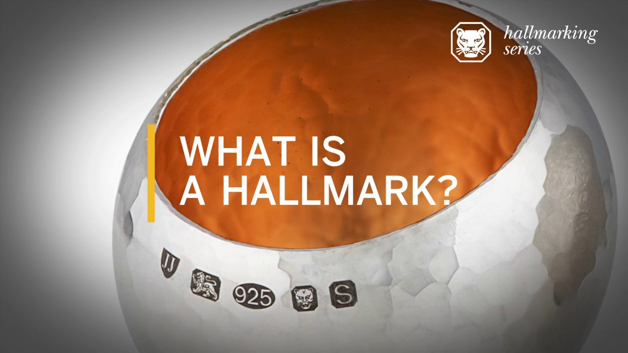 What is a Hallmark? | Goldsmiths Assay Office in London