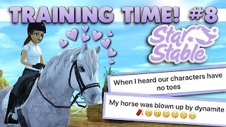 Star Stable Training Time 8 Your Scary Stories 👻