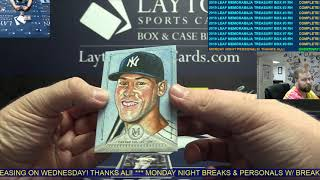 2019 Museum Collection MLB 1 Box Break for Adrian W