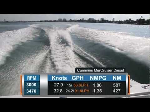 SeeVee 340 Open Center Console Boat 2011 Performance Test / Detail Review
