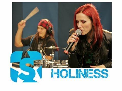 Holiness no Estúdio Showlivre 2012 - Apresentação na íntegra