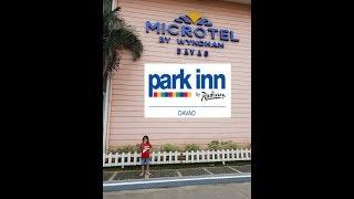 Park Inn vs Microtel Inn - Davao   Grace casi