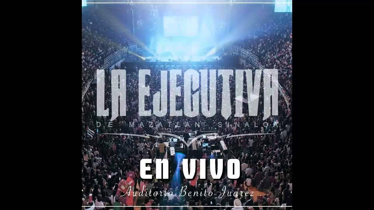 Banda La Ejecutiva Ft. German Montero En Vivo Cd 2015