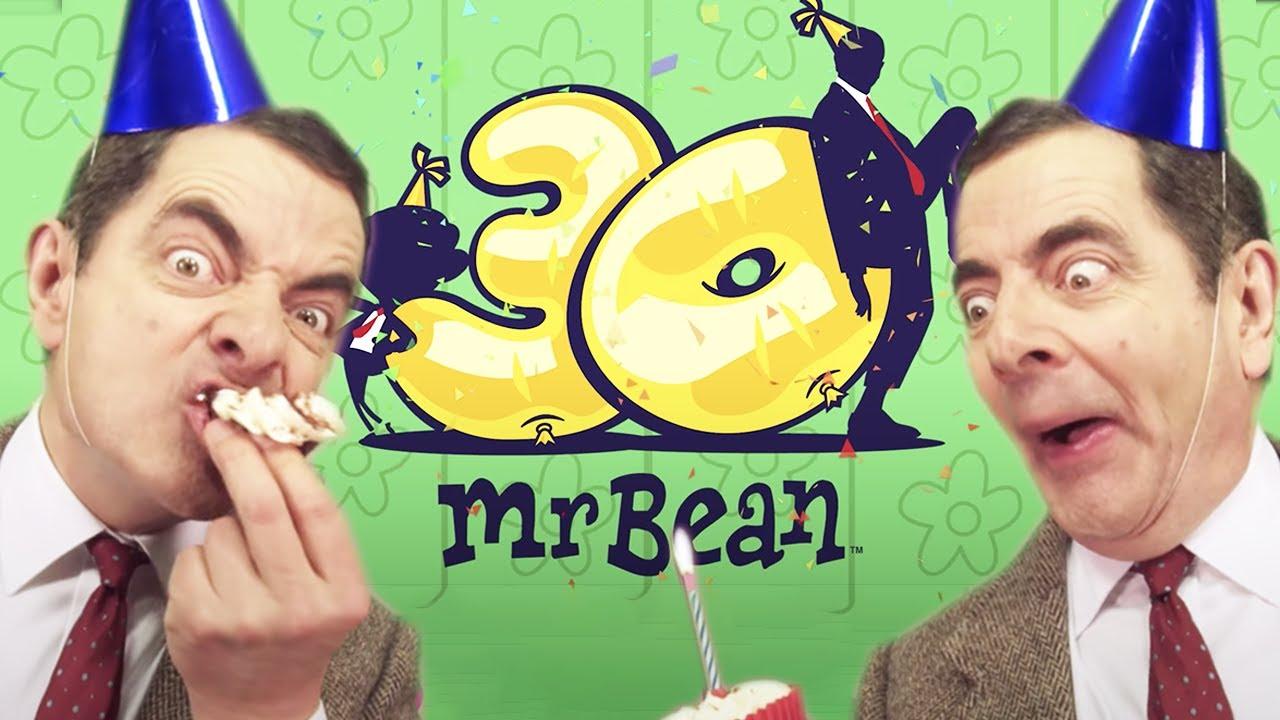 Happy Birthday Mr Bean Mr Bean 30th Anniversary Mr Bean Youtube