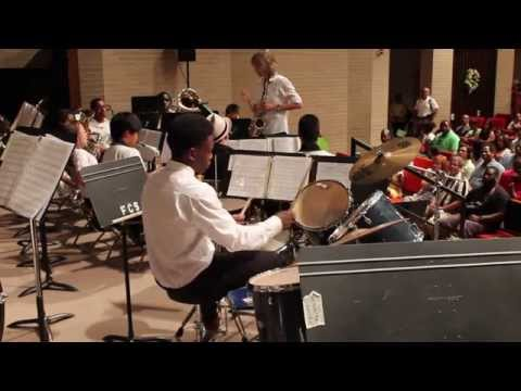 Sing, Sing, Sing,  Forcey Christian School Jazz Band May 4, 2015