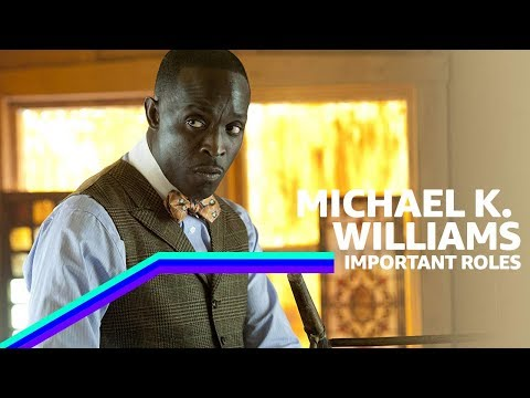 Michael K. Williams' Roles Before