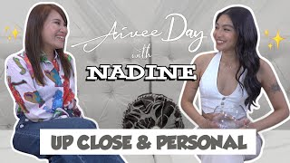 UP CLOSE AND PERSONAL WITH NADINE LUSTRE - AIVEE DAY