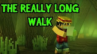 Minecraft The Really Long Walk Episode 124 (To the Point)