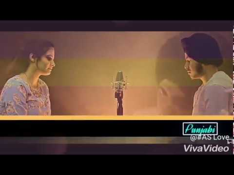 Hindi vs Punjabi Sad Songs Mashup WhatsApp status | Deepshikha | Acoustic Singh | Bollywood Punjabi
