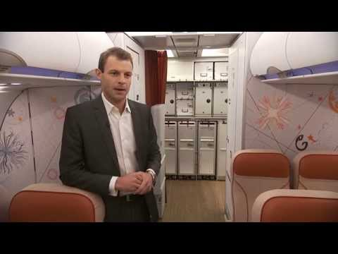 Airbus' Space Flex: Assisting passengers with reduced mobility