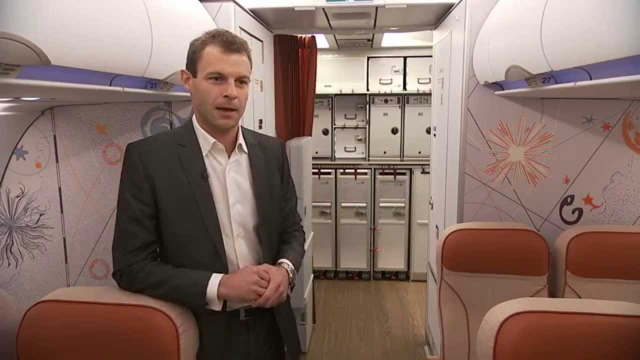 Airbus space flex assisting passengers with reduced for What is flex space